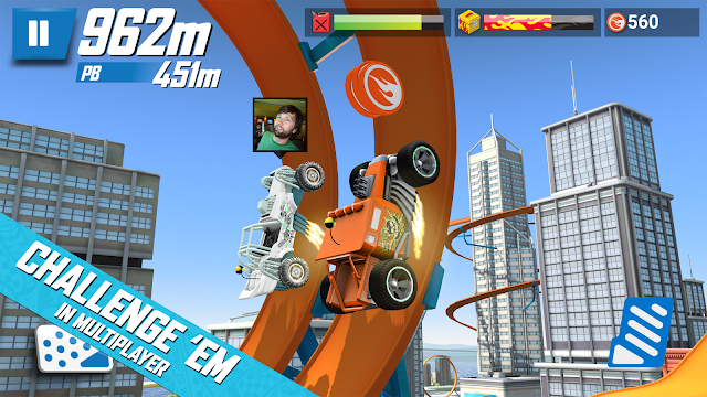 Download Hot Wheels Race Off Apk Mod 2