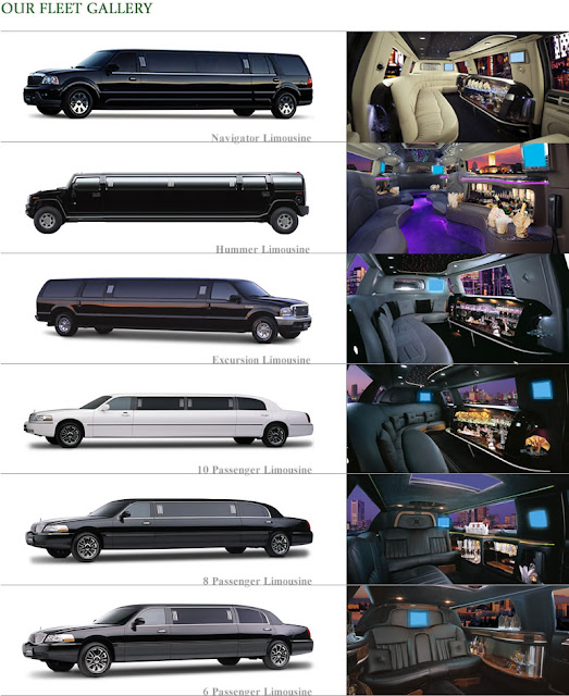 los angeles stretch limos