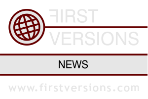 First Versions News: facts that occur for the first time.