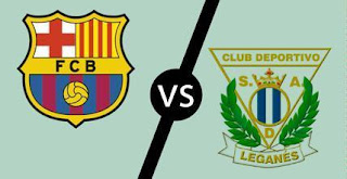 يلا شوت الجديد مشاهدة مباراة برشلونة وليغانيس اليوم في الدوري الإسباني والقنوات الناقلة