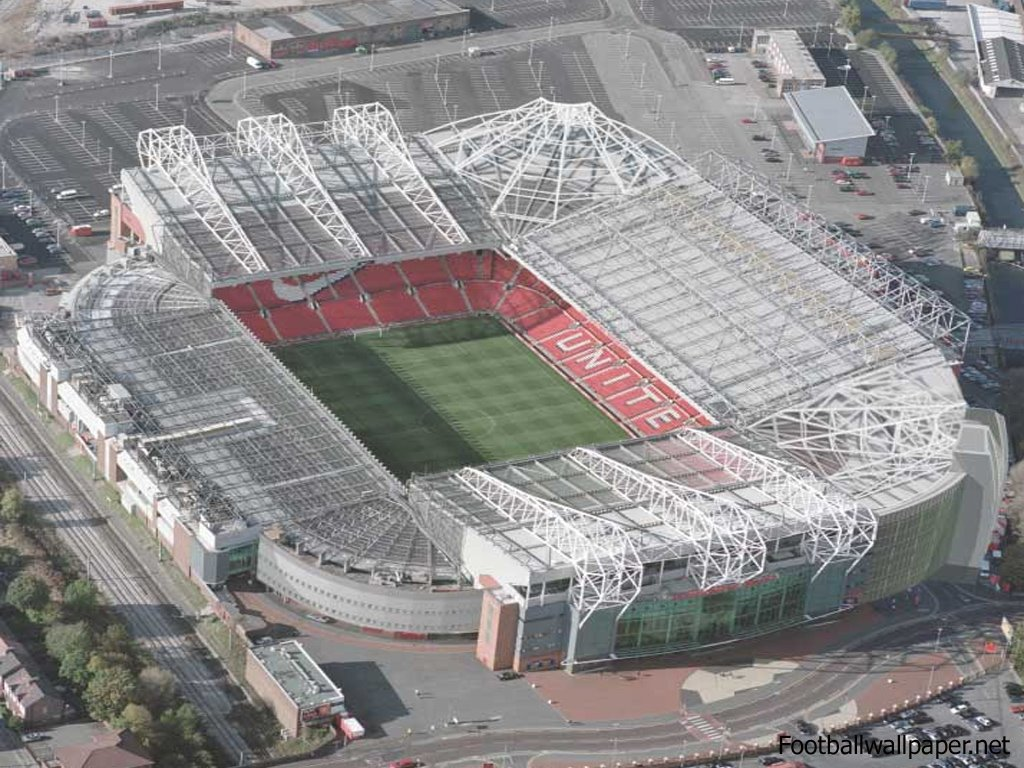 Home Of Sports Old Trafford Stadium