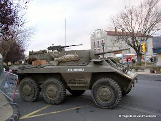 Expo guerre 39/40, les Martres de Veyre, Auvergne.