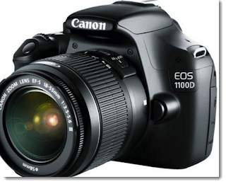 Review Kamera Dslr Canon Eos 1100D