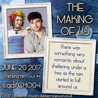 The Making Of Us - a novel by Debbie McGowan