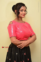 Telugu Actress Mahi Stills at Box Movie Audio Launch  0007.JPG