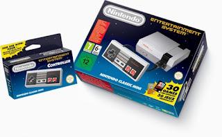 Nuova NES Nintendo in miniatura