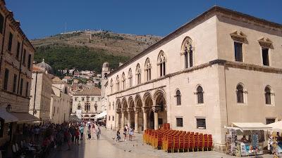dubrovnik turismo palacio rector