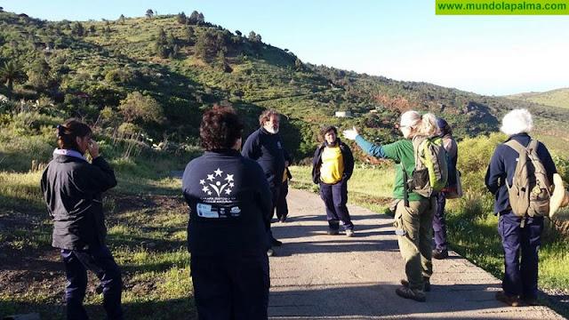Garafía celebra el Día Mundial Forestal con una ruta por Lomada Grande y Buracas
