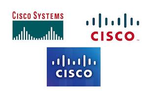 Logos oficiales de la empresa Cisco System