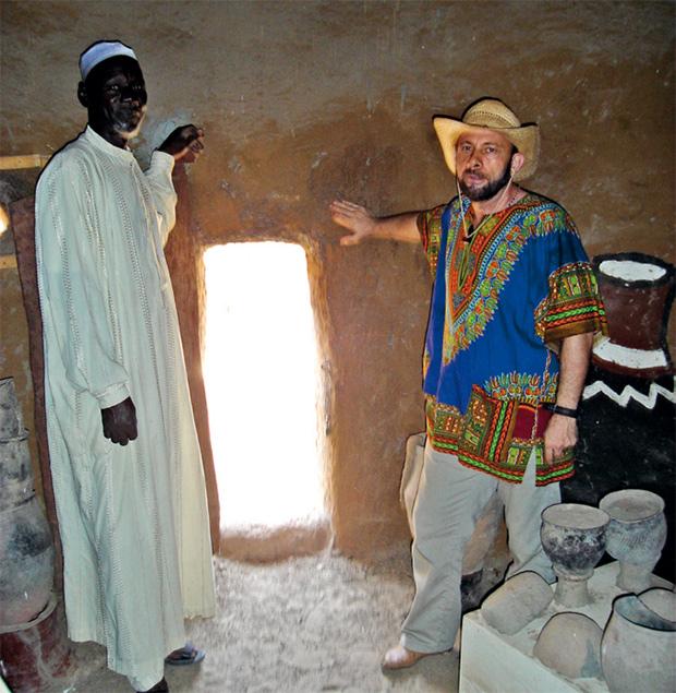 Jesús, en África