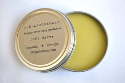 healing balm for dry skin, chapped lips, minor cuts & burns and eczema
