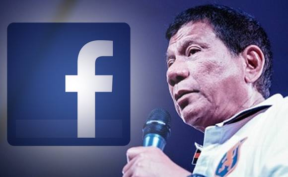 Facebook is the media of Duterte on all of his official events - Andanar