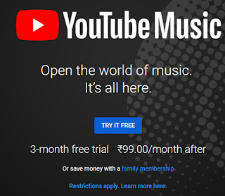 How to Get Youtube Music Premium Subscription for FREE