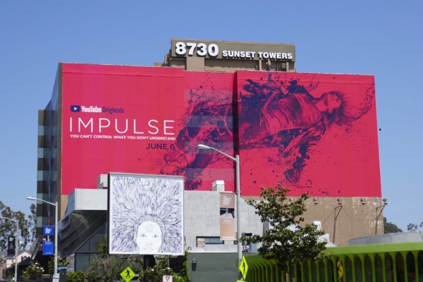 Giant Impulse YouTube series billboard