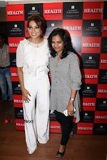 Bollywood Actress Bipasha Basu Unviels Health Nutrition Success Issue Pos  0014.JPG