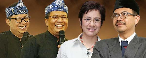 Ini Harta Kekayaan 4 Bakal Calon di Pilwalkot Bandung