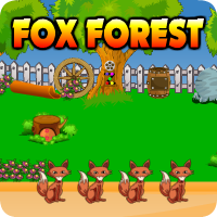 Avmgames Fox Forest Escape Walkthrough