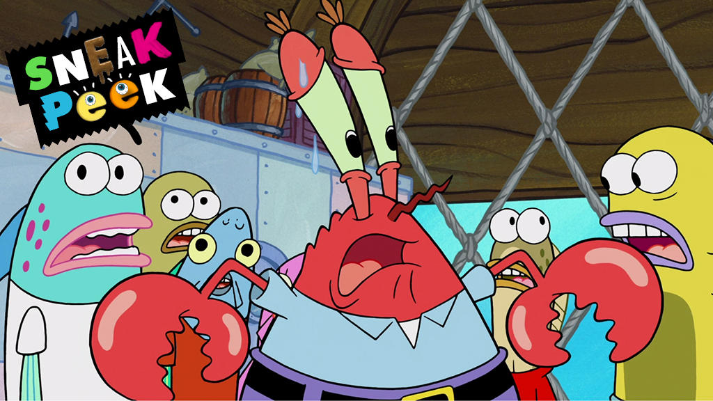 Nickalive Sneak Peek From Brand New Spongebob Squarepants