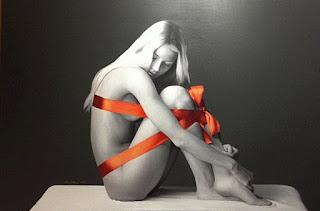 Representativos-cuadros-hiperrealistas-con-mujeres chicas-pinturas-hiperrealistas