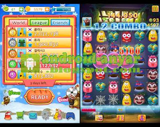 Free Download Game Larva Link for Android file .APK Full + DATA
