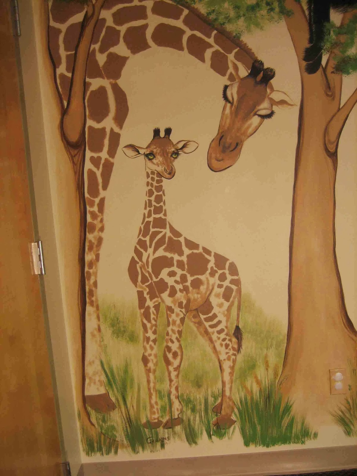 Wall Decal Quotes: Jungle Wall Art