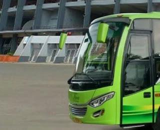 Sewa Bus Sedang Murah, Sewa Bus Medium Murah