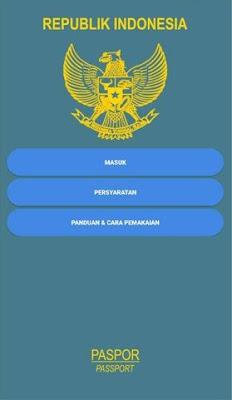 Aplikasi Antrian Paspor Tanpa Mengantri