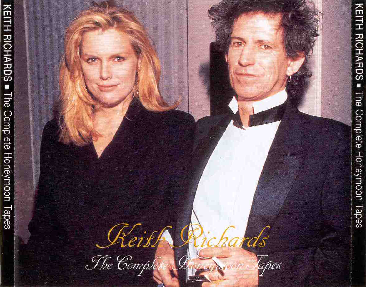 RELIQUARY: Rolling Stones - Keith Richards, The Complete Honeymoon