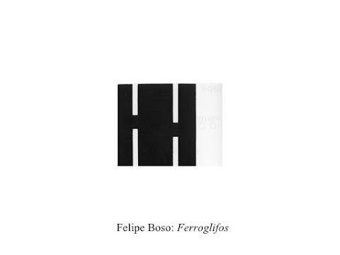 POESÍA VISUAL La poesía concreta de Felipe Boso