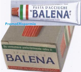 Logo Richiamo prodotto: Pasta d'Acciughe Balena Auchan e Simply