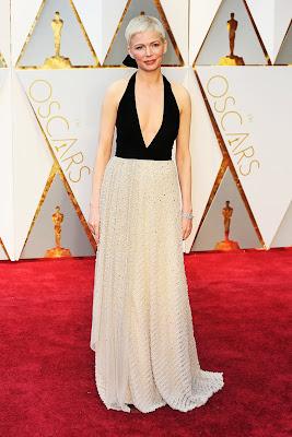 Michelle Williams Oscars 2017
