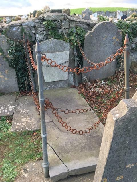 Alguna vez viste la tumba de un vampiro