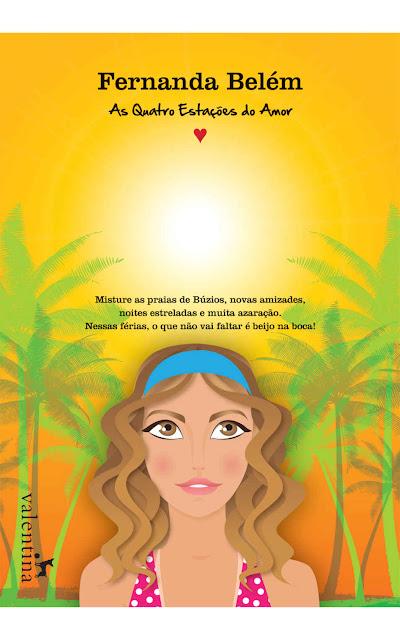 Ah, o verão! - Fernanda Belém
