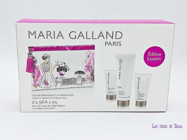 Maria Galland weekend belleza beauty regalos facial día de la madre