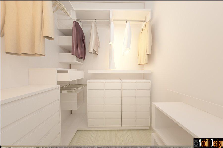 design, interior, dressing, dormitor, casa, bucuresti, amenajare, vila, moderna, proiect, sector 6, sector 3, sectoer 4, pipera,