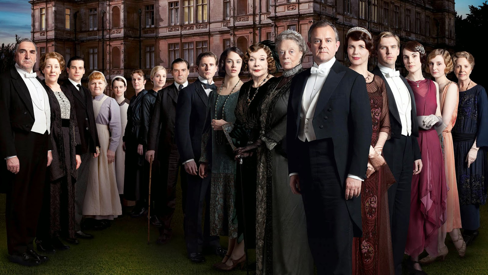 downton abbey (costumes & sets from series 1 & 2) ~ sweet sunday