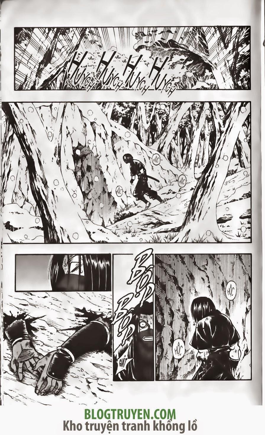 Rurouni Kenshin chap 176 trang 8