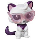 Littlest Pet Shop Series 1 Adorable Adventures Kick Kittenberg (#1-201) Pet