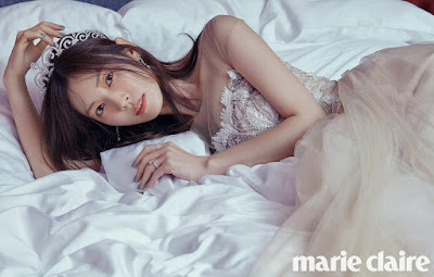 Kim So Yeon Marie Claire June 2017