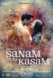 Download Film Sanam Teri Kasam (2016) DVDRip Subtitle Indonesia