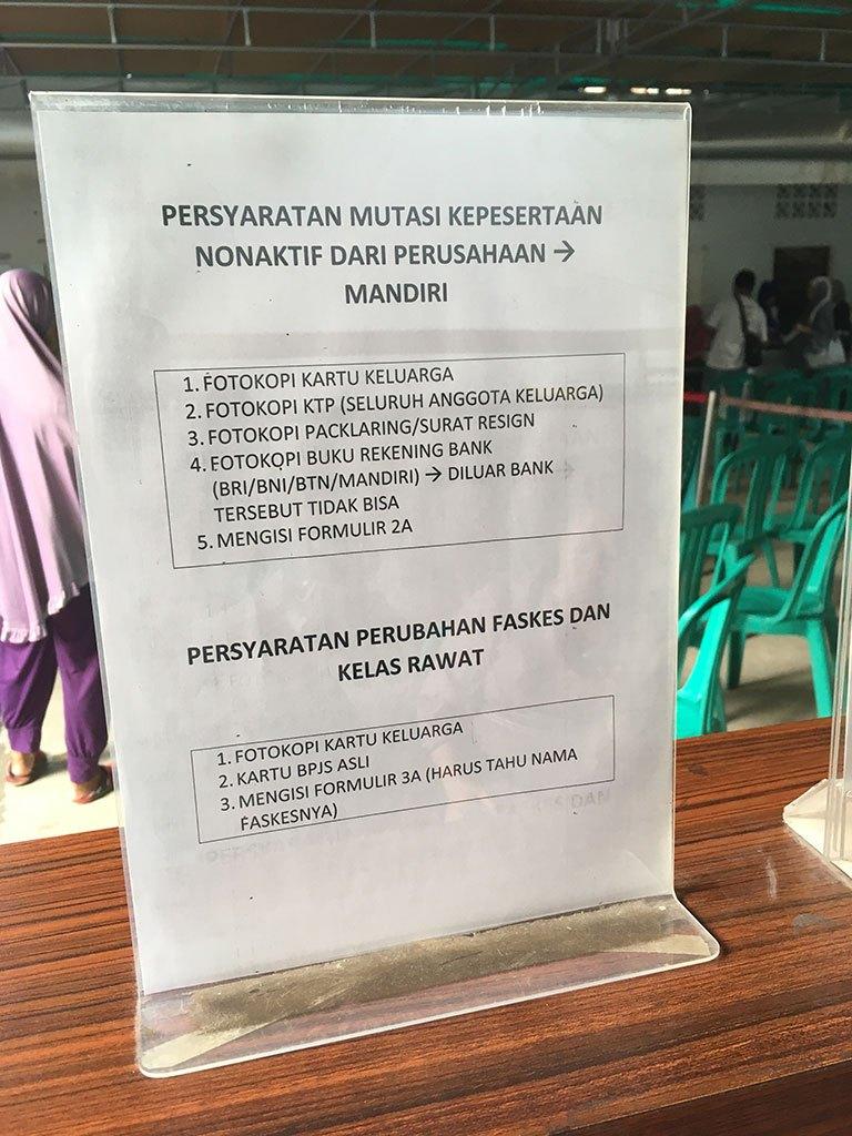 My Story Cara Pindah Kepesertaan Bpjs Perusahaan Ke Bpjs Mandiri
