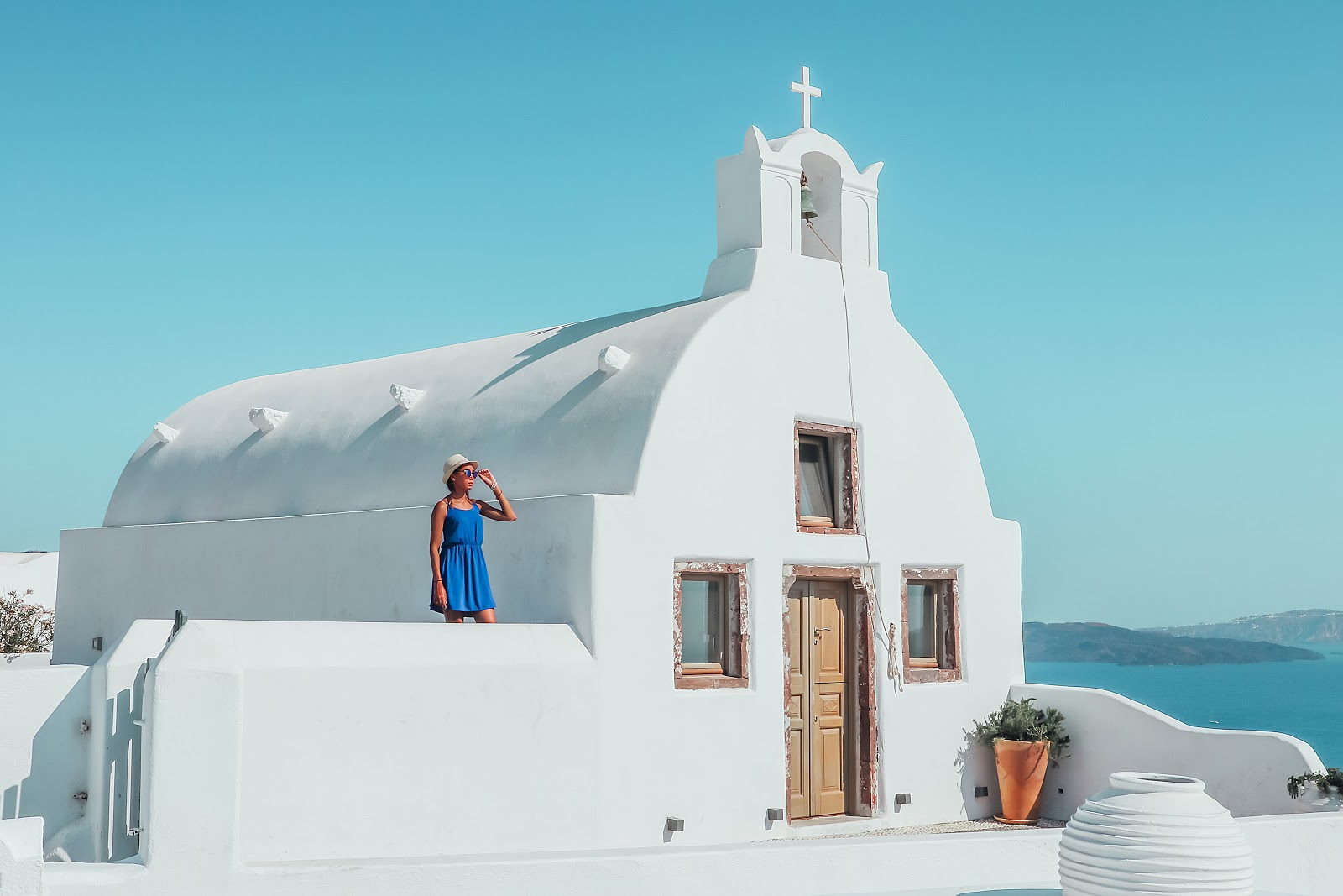 Visiting Oia