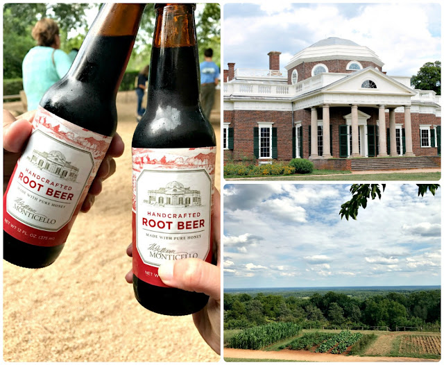 Take a tour of one of the most famous historical landmarks in Ablemarle County, Virginia- Monticello, Thomas Jefferson's estate.