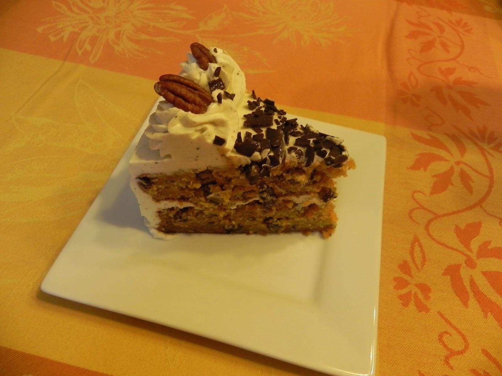 Glacage Carrot Cake Creme Fraiche