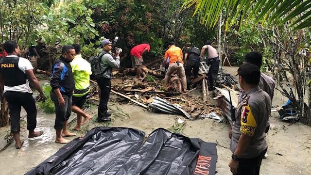 Banjir Bandang Sentani, 79 Tewas dan 43 Orang Dilaporkan Hilang