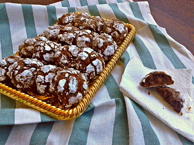 домашні шоколадні пряники рецепт