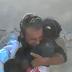 Vídeo mostra resgate emocionante de menina síria após bombardeio