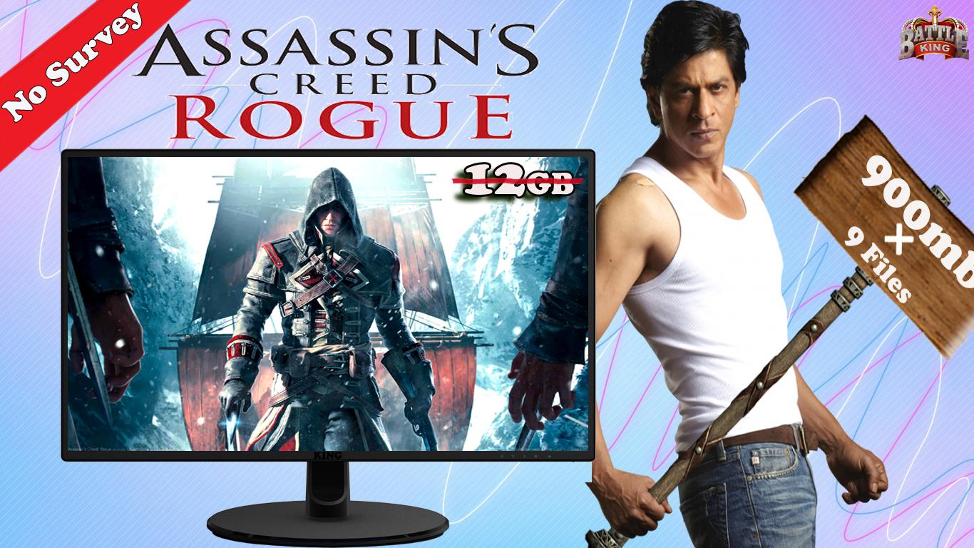 assassins creed rogue download rg mechanics