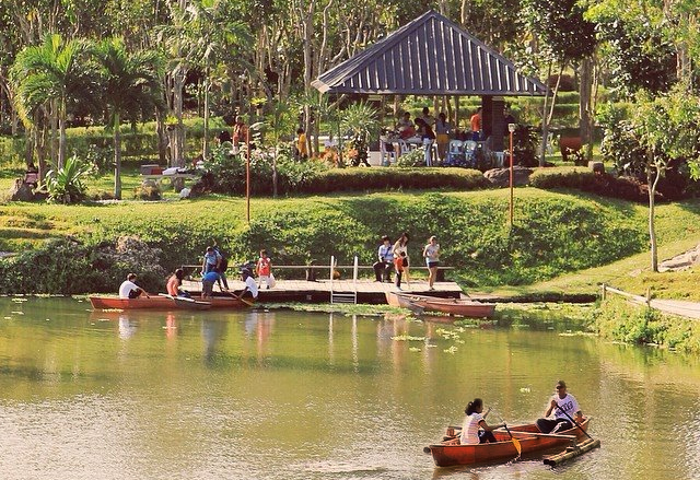 Bantug Lake Ranch - Negros Occidental tourist attractions