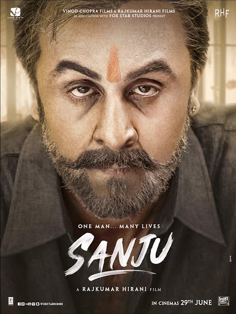 sanju one man many lives poster hd
